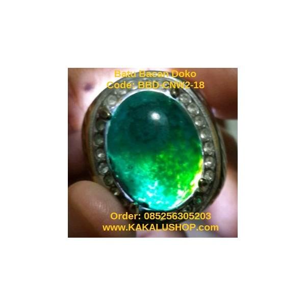 Jenis Batu Cincin Bacan Doko Dan Palamea Selingkarancom | Share The ...