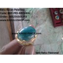 Batu Bacan Palamea Warna Biru Size Nasional | www.KAKALUSHOP.com | Contact Person 085256305203