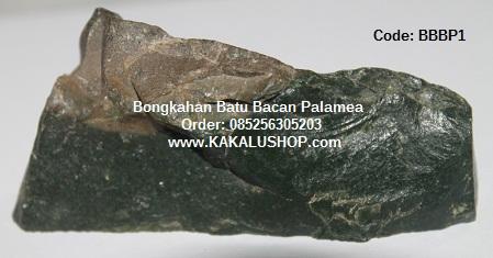 Batu Bacan Palamea Bongkahan Harga Termurah