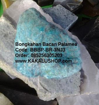 bahan batu bacan palamea 300 gram harga murah