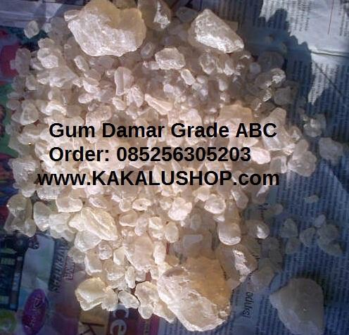 Gum Damar Grade ABC
