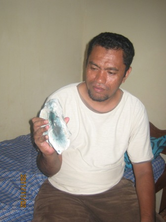 Jual Batu Bacan Palamea Doku Kasiruta Halmahera Maluku Utara