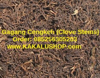 Gagang Cengkeh (Clove Stems)