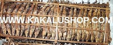 Ikan Roa Asap Murah Harga Grosir dan Eceran