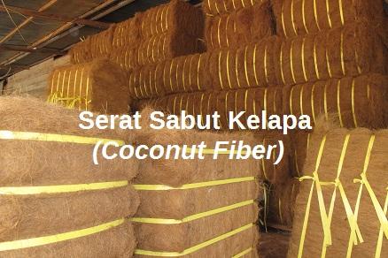 Sabut Kelapa (Coconut Fiber) Kualitas Ekspor